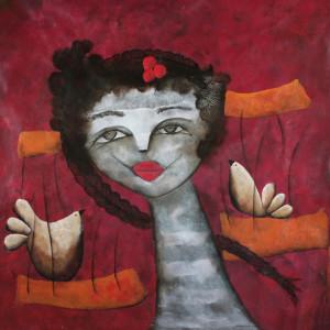 """""""ANGELA"""" by LUCIAROHRMANN"""