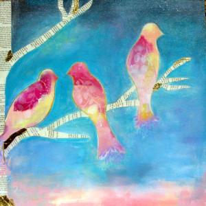 Three birds iqk2te