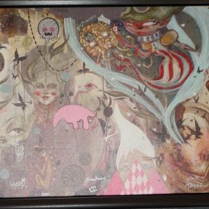 '09 Baby Tattooville Art Jam