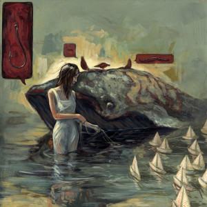 """""""Girl and the Whale"""""""