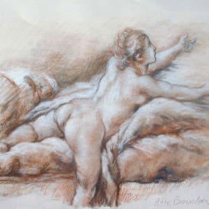 After Boucher by Merrilyn Duzy