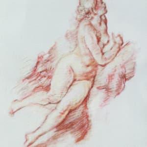 After Boucher II by Merrilyn Duzy