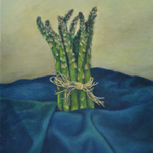 Asparagus by Merrilyn Duzy