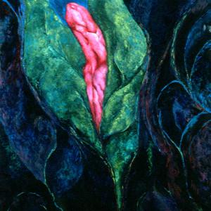 Becoming Flower by Merrilyn Duzy