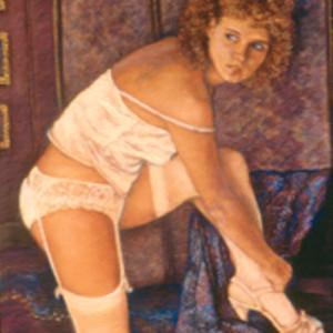 Eileen by Merrilyn Duzy