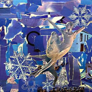 Ice Dance by Merrilyn Duzy