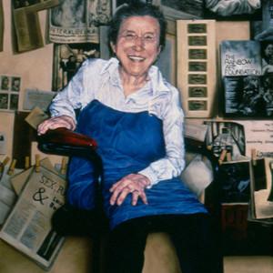 Louise Bourgeois by Merrilyn Duzy