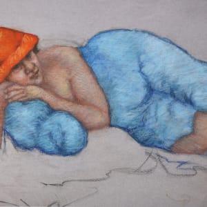 Patty in Orange Hat