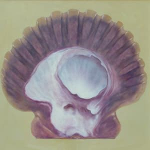 Purple Shell by Merrilyn Duzy