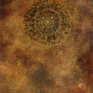 Seyfert Galaxy (previously A Moment In Time) Space&Time by Merrilyn Duzy