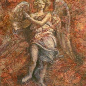 Stone Angel by Merrilyn Duzy