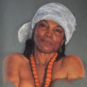Study for Ada Ejikeme by Merrilyn Duzy