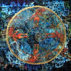 Language Palimpsest: Spiral Dance