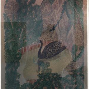 Swan by Consuelo Gonzalez Amezcua