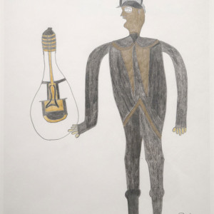Untitled (Man with Lightbulb)