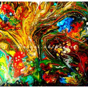 Coral by Rajani Ambade