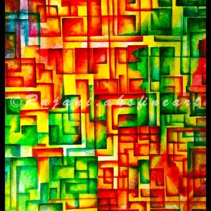 The Maze by Rajani Ambade