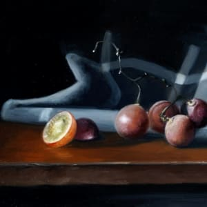 Grapes by Paul Beckingham