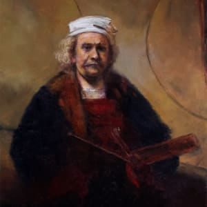 Rembrandt by Paul Beckingham