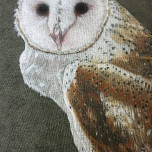 Barn Owl by Kathie Collinson