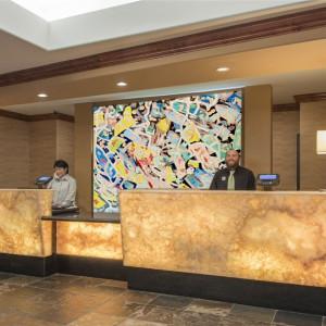 Hotel Lobby 6