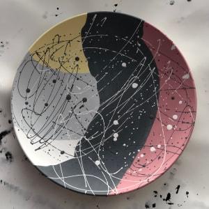 Platter monumental 1 by Lia Galletti
