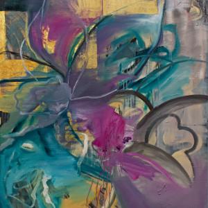 Abstract Study (flourish)