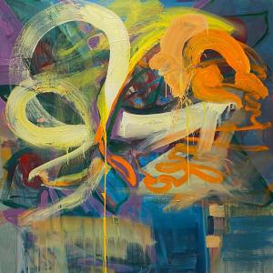Abstract Study (graffiti)