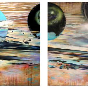 Negative Land by Anne Wölk