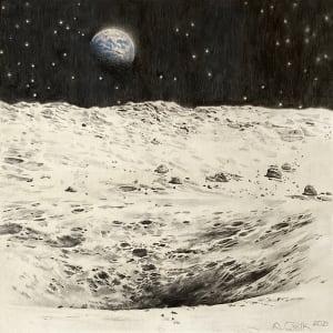 Earth in the Sky by Anne Wölk