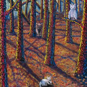 Forest Friends by Steve Miller