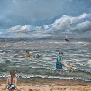 A Day At Douglas Beach by Steve Miller