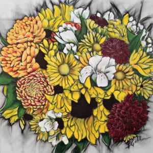 Ann's Bouquet by Brenda Gribbin