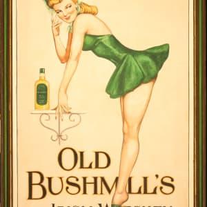 Old Bushmill's Irish Whiskey