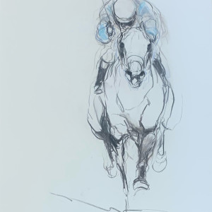 Racing (Light Blue)