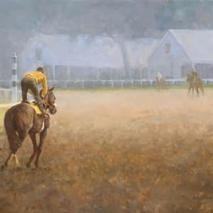Foggy Morning, Oklahoma