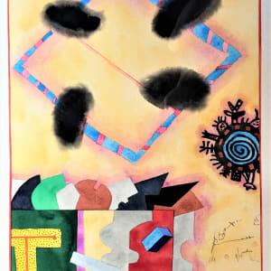 """Anno Va Vions  on Past +  Prospective Dreams"" by Martin Bradley by Martin Bradley"