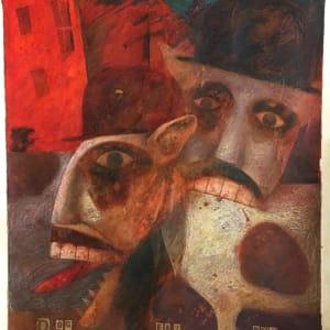 """Dog Eat Dog"" by Barry Burman"