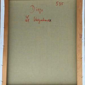 """""""Le Vagabond"""" #C25 by Antonio Diego Voci"""