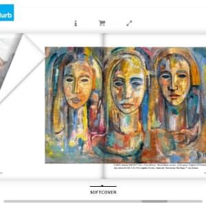 """""""Three Women"""" #C64 by Antonio Diego Voci"""