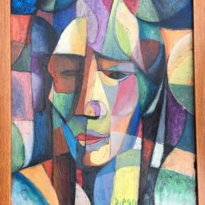 """""""Visage Composition"""" #C7 by Antonio Diego Voci"""