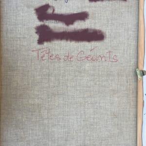 """Tétes de Géants"" by Antonio Diego Voci #C81 by Antonio Diego Voci"