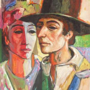 """""""The Spanish Pair"""" by Antonio Diego Voci #C8 by Antonio Diego Voci"""