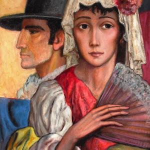"""Sevillians""by Antonio Diego Voci #C9 by Antonio Diego Voci"