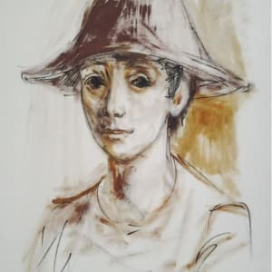 """""""Young Man with Brown Hat"""" CD1 by Antonio Diego Voci"""