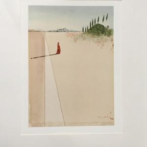 """The Delightful Mount"" Göttliche Komödie Hölle  H1, by Salvador Dali #D9    [Price on request] by Salvador Dali"