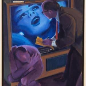"""Chimera""(Self-Portrait × 2) by David Baze by David Baze"