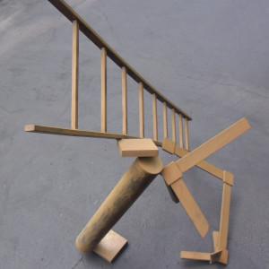 """""""Ladder"""" by Jeffery Laudenslager by Jeffery Laudenslager"""