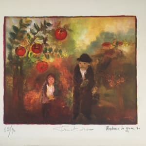 """Orangerie des Jardins"" by Stephane Le Grec by Stephane Le Grec"