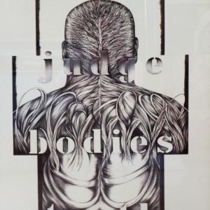 """Boxer Judge Bodies Truth"" (Bloodstorm Series) by Lynn Schuette by Lynn Schuette"